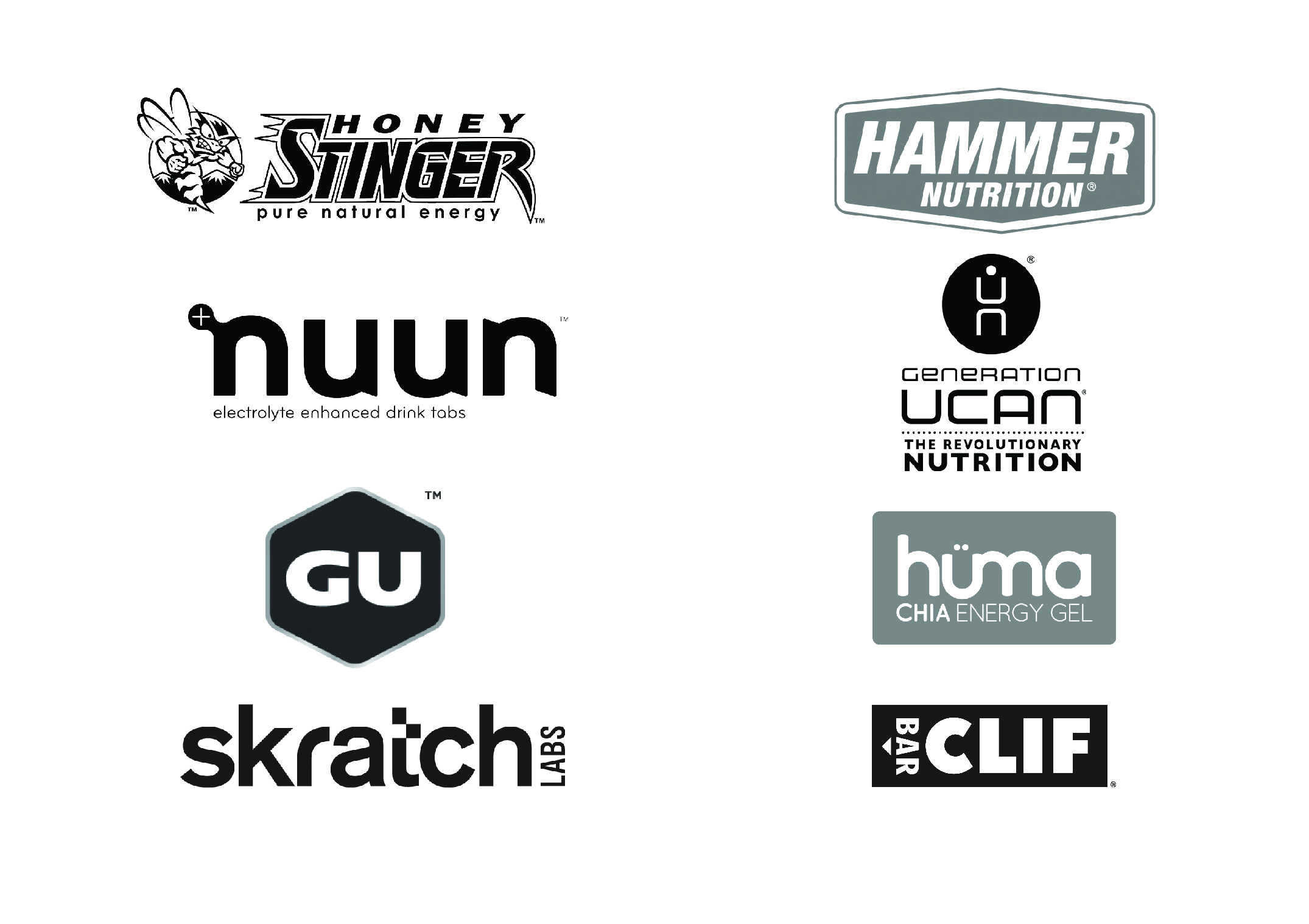 41f843d8e5 a selection of the top accessories and nutrition brands in run specialty.  Shop in store or shop online